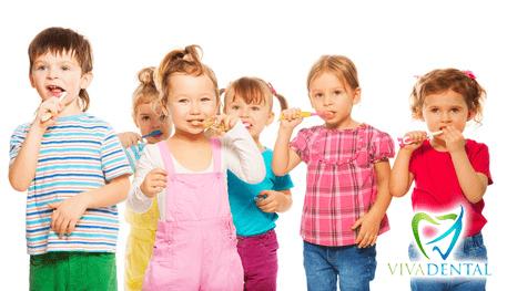 Kinder - Zahnarzt - Fragebogen für Kinder